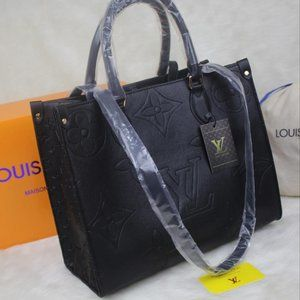 Louis Vuitton Onthego MM tote bag